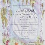 Jarní piknik MŠ Děvčátka Momo