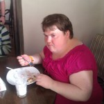 Momo Chrudim v kavárně