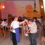 tančí se v Momo Chrudim
